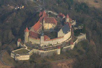 Veste Coburg – Lutero esteve aqui durante a Dieta de Augsburg