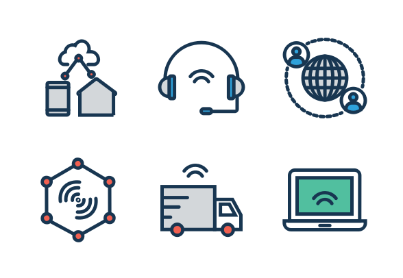 Internet Of Things 1 Icons By Sbts2018 Thing 1 How To Draw Hands Icon