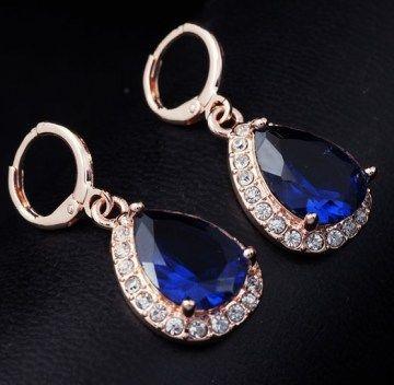 Elegant Cubic zirconia Earrings