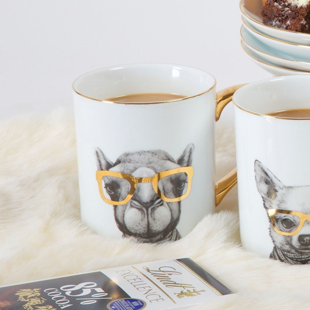 89d3cfbe299c Coffee Mug - Camel with Glasses | Home sweet home | Coffee mugs ...