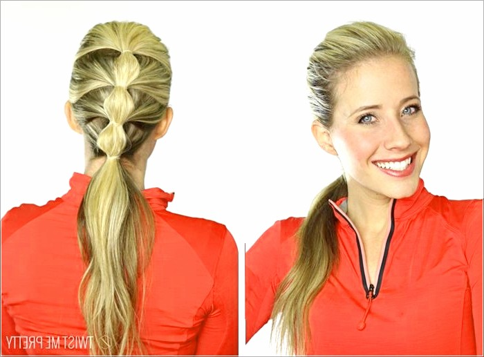Top 10 Fashionable Ponytail Hairstyles For The Summer Of 2019 #fashionable # Hairstyles #ponytail