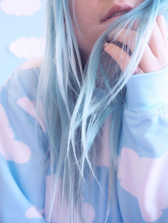 Batoko hair love pinterest pastels hair coloring and hair style