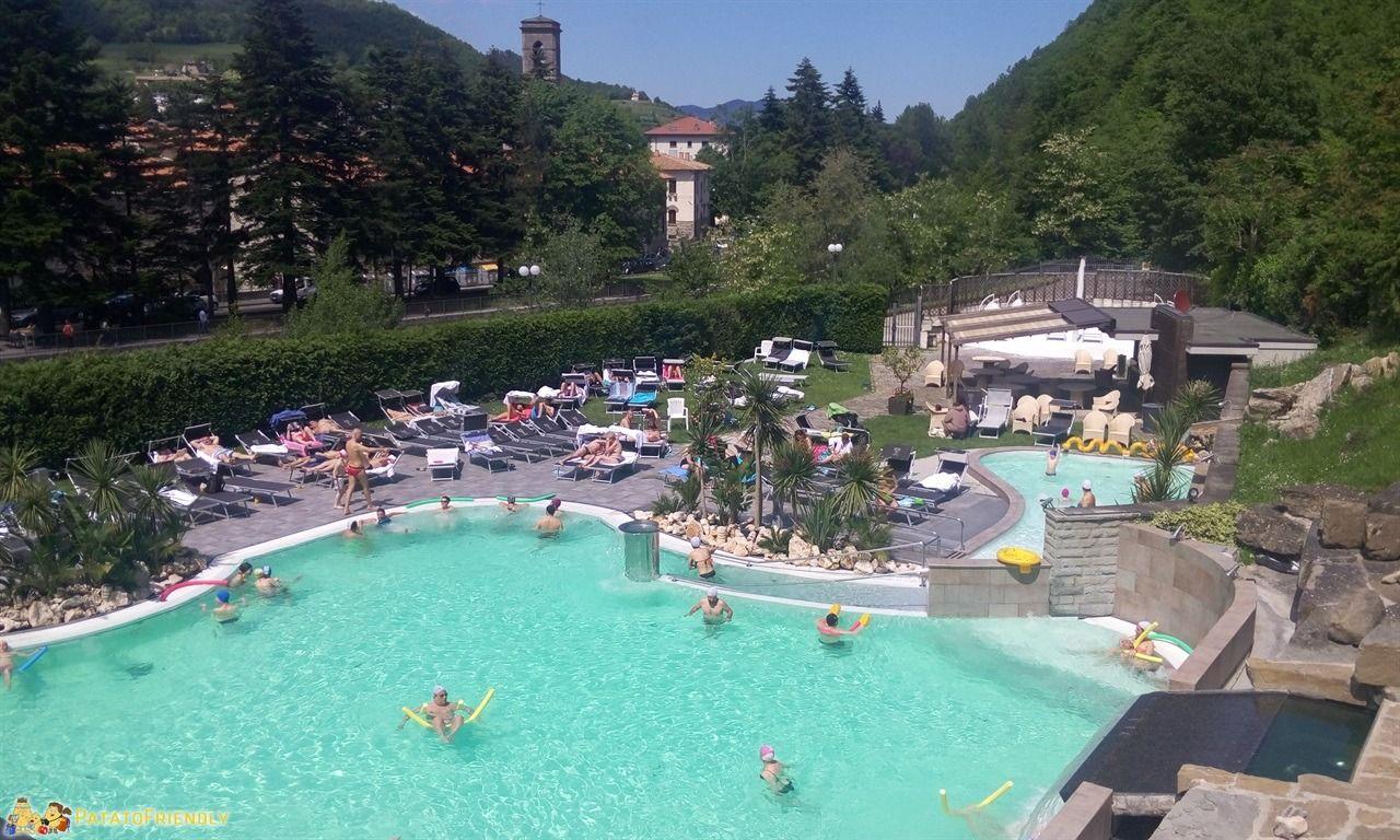 Un Compleanno Alle Terme A Bagno Di Romagna Bagno Bambini Hotel