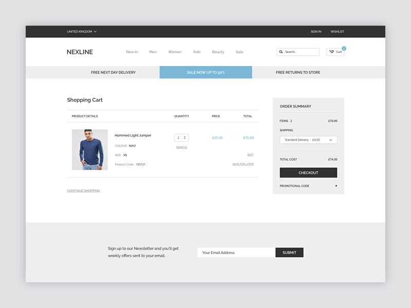 Shopping Cart Web Design Tips Ecommerce Web Design Ecommerce Website Design