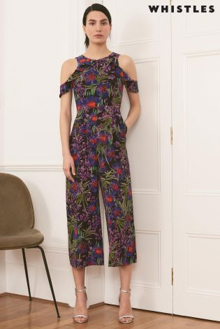 best official sale search for best Buy Whistles Navy Mia Floris Jumpsuit from the Next UK ...