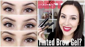 Eyebrow Gel Importance