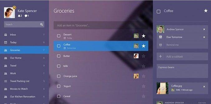 Download Wunderlist App for Windows 7 | Software | Windows