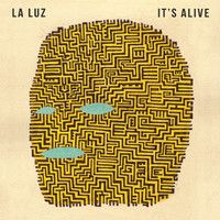 """THE SUPER AMAZING La Luz HAVE THEIR DEBUT ALBUM """"IT'S ALIVE"""" OUT ON BURGER CASSETTE TOMORROW AT NOON!!! LP/CD out on Hardly Art!!! LISTEN LOUD!!!"""
