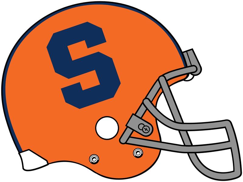 Syracuse Football Syracuse Football Football Helmets Football