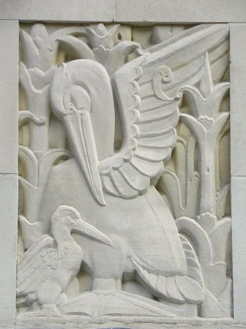 Image result for art deco frieze | Art Deco Everything (Design\'s ...