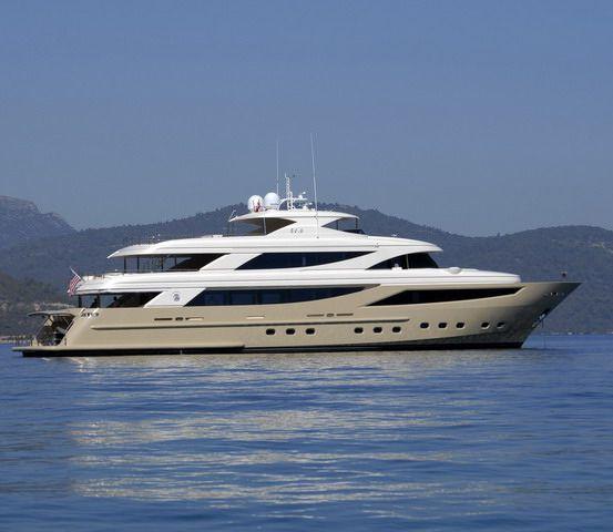 Pin di Intercharter su Yacht charter