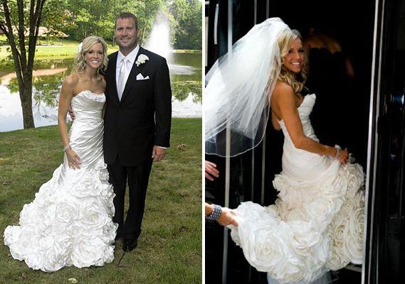 NFL quarterback Ben Roethlisberger married Ashley Harlan in