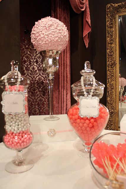 Candy Buffet Candy Buffet Bar Candy Buffet Tables Wedding Candy Table