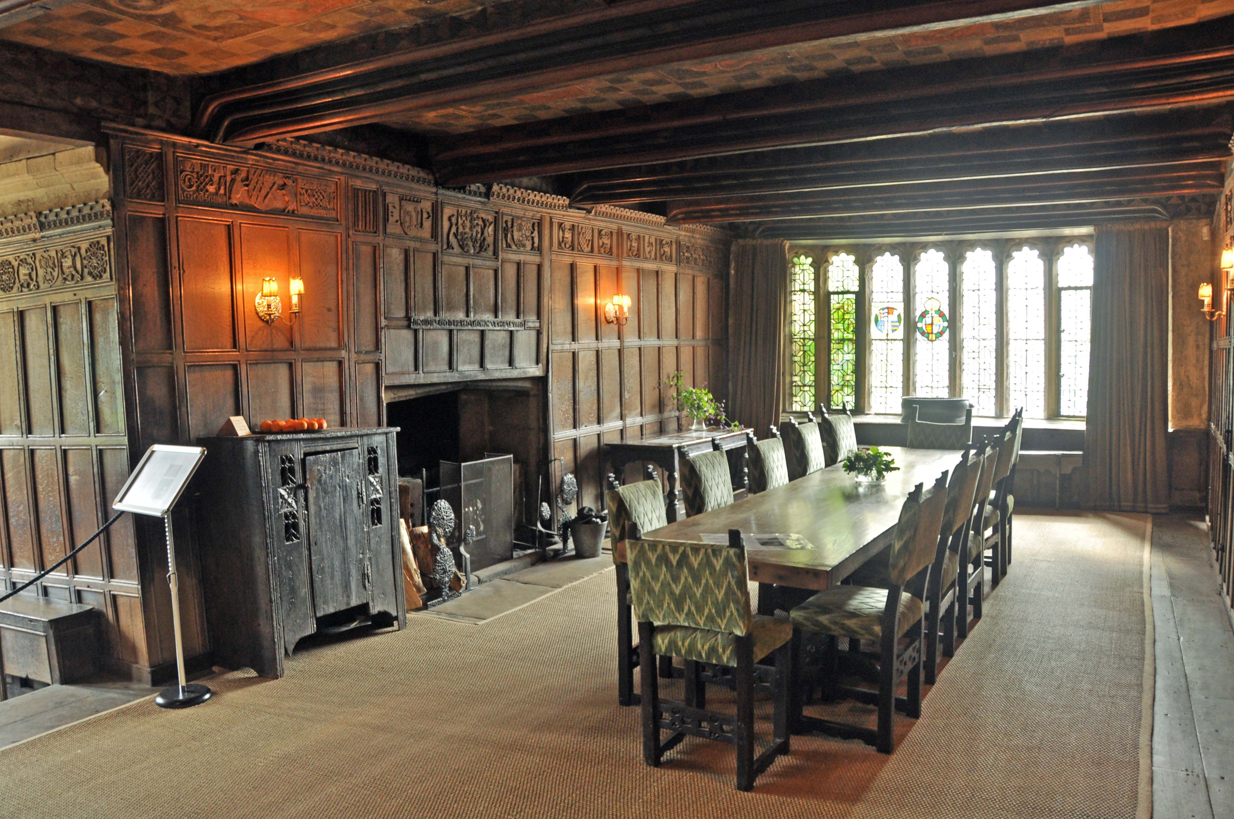 Charming English Medieval Country House Interiors   Google Search