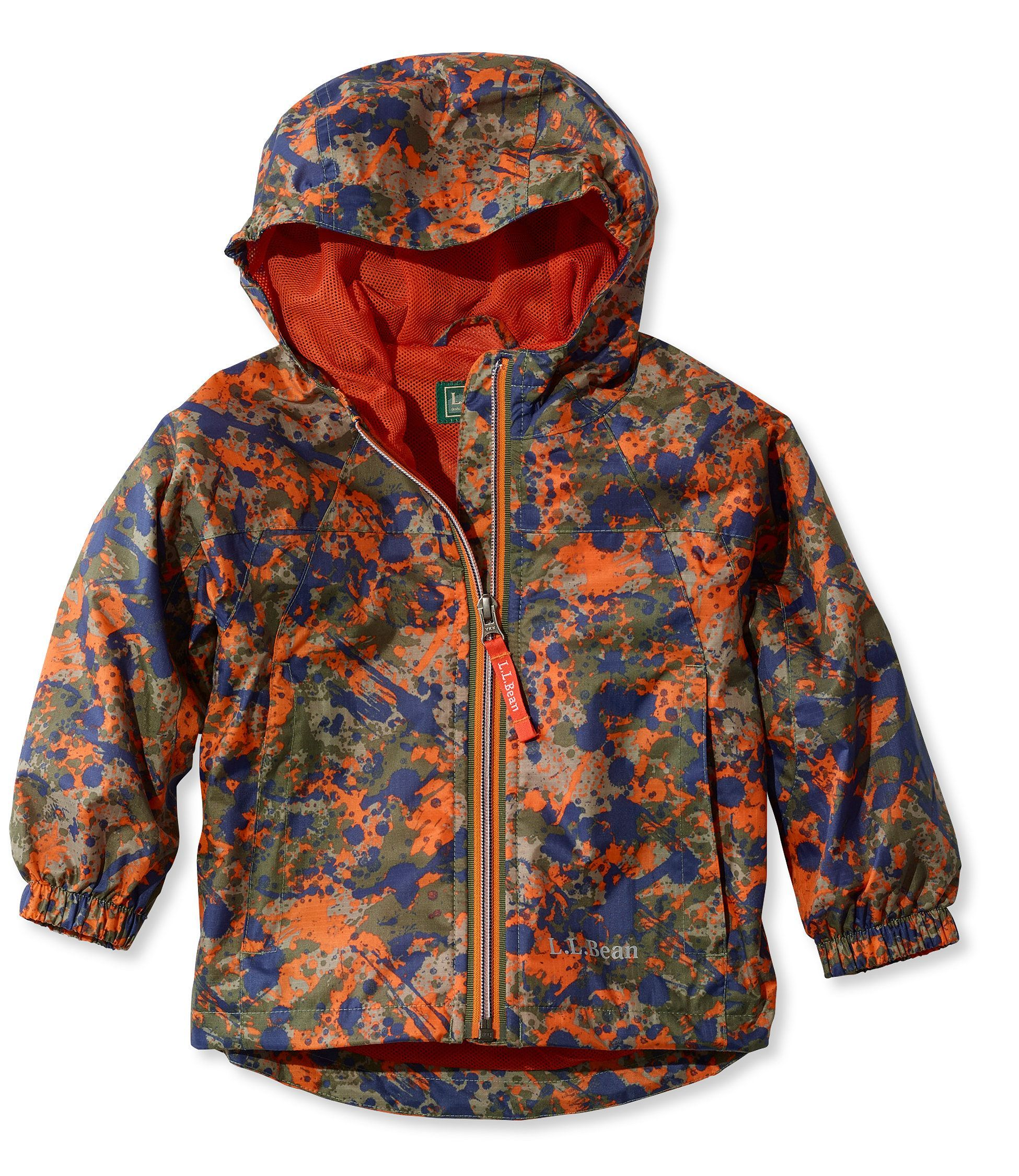 89eb2cb60 Infants  and Toddlers  Discovery Rain Jacket