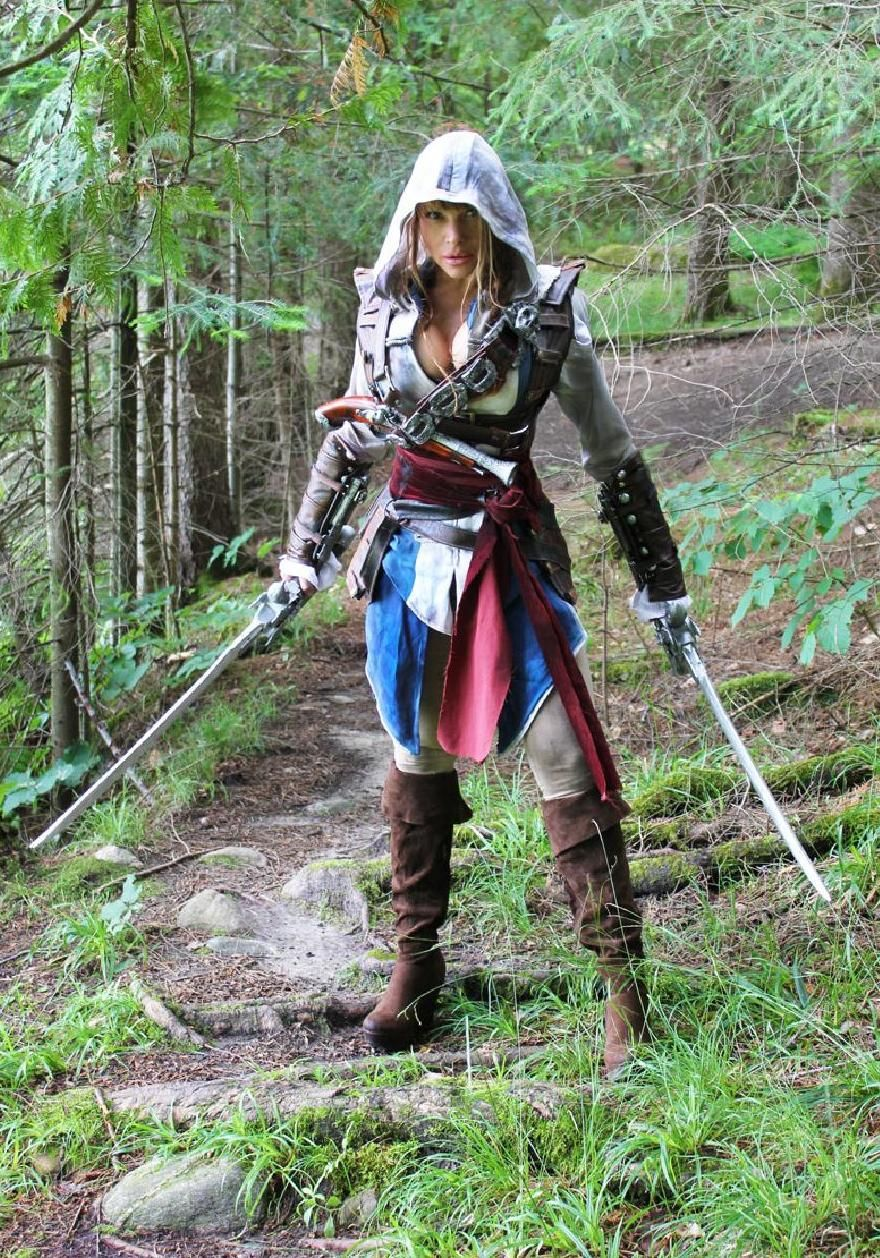Hasil gambar untuk naomi vonkreeps assassin's creed