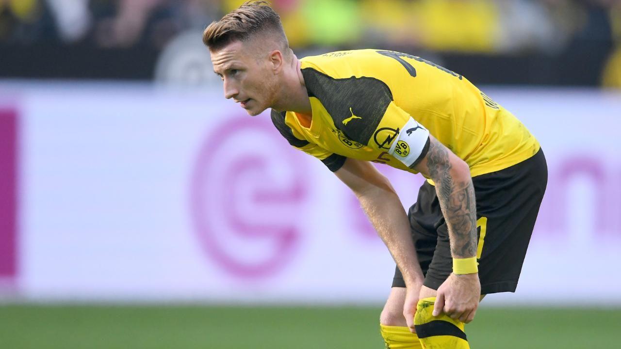 Kniebeschwerden Marco Reus Sagt Jogi Low Ab Marco Reus Kniebeschwerden Nationalmannschaft