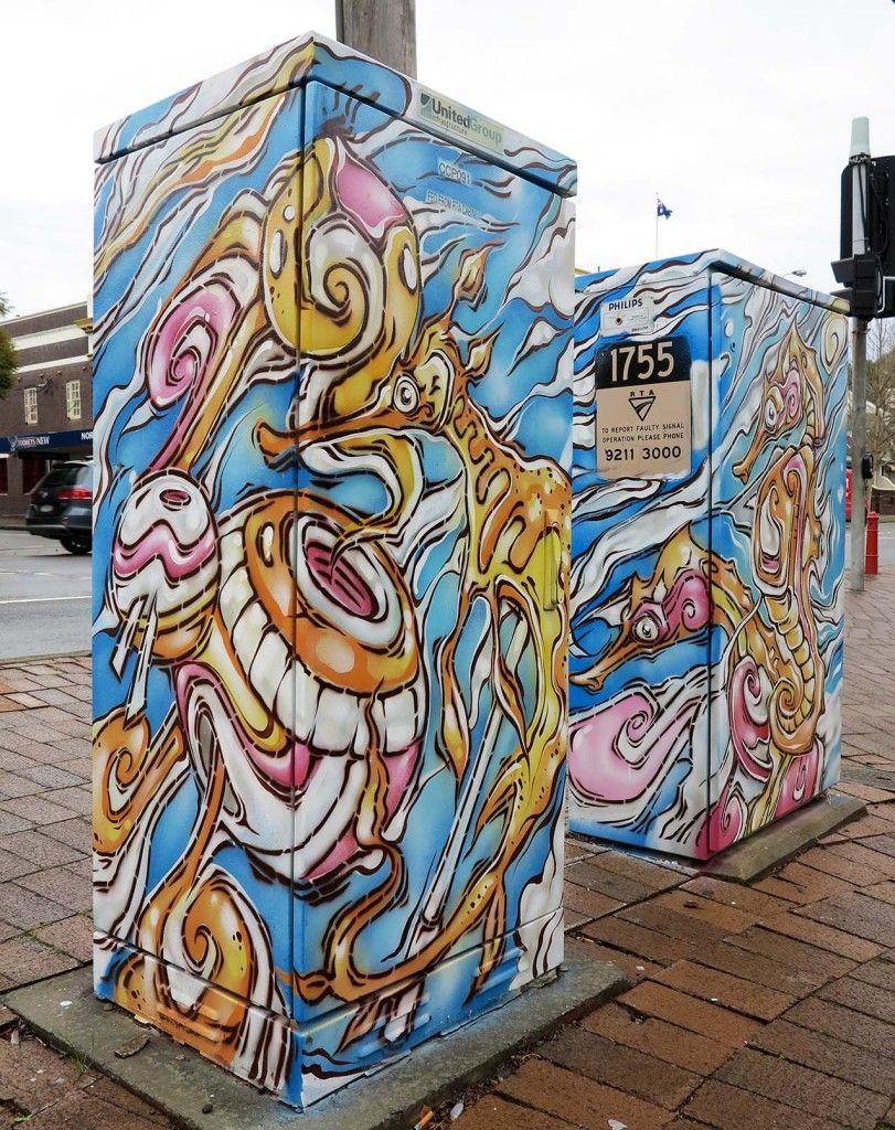 3D Street Art Graffiti Art Alphabet Alpha Bet