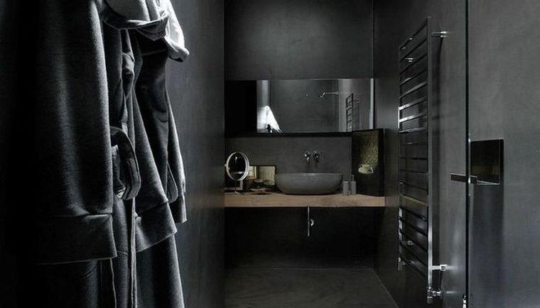 Couleur salle de bain moderne - comment créer un intérieur tendance