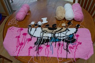 Crystalized Designs My First Graghgan Graphghan