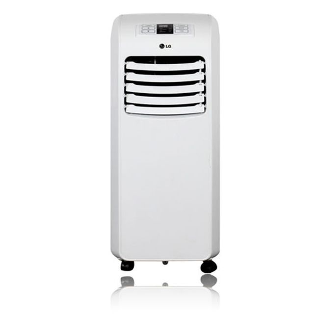 Enjoy The Cooling Power And Convenience Of This 820 Watt Lg Portable Air Conditioner In Any Room Of Your Portable Air Conditioner Remote Control Dehumidifiers