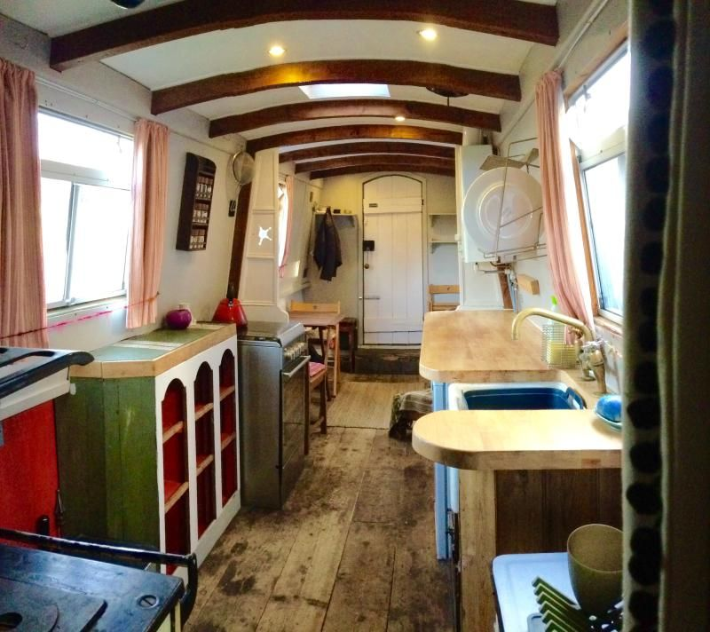 50ft Semi Trad   Houseboat, Narrowboat, Canalboat, Barge