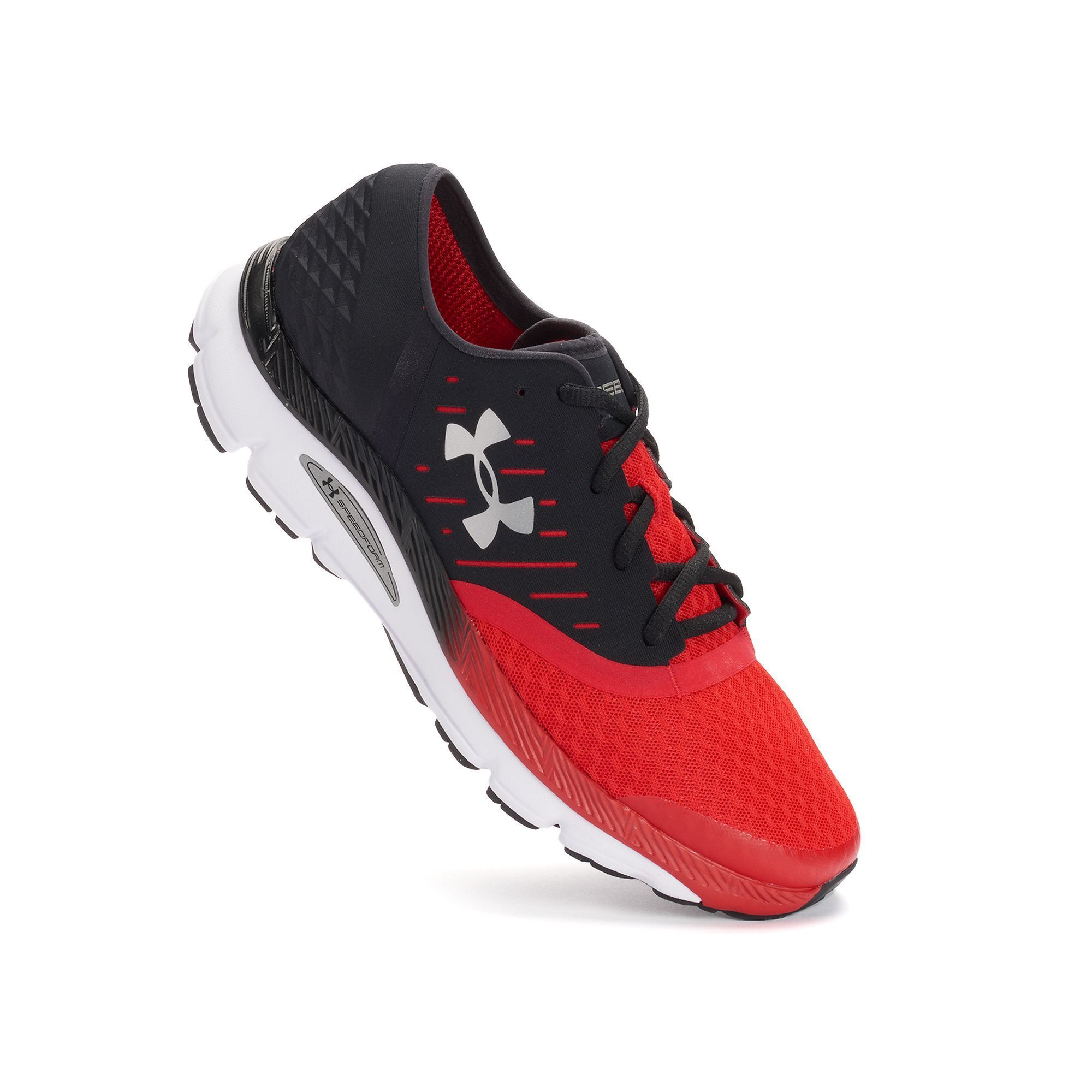 Under Armour SpeedForm Intake Men's Running Shoes, Size: 11.5, Black
