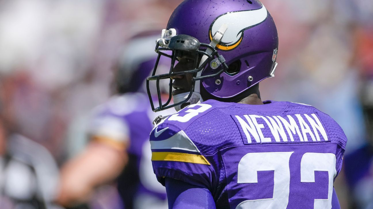 At age 39, Terence Newman still could be valuable piece of Vikings' defense - Minnesota Vikings Blog- ESPN