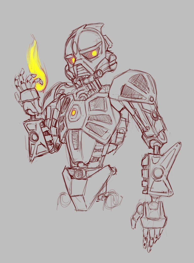 Vakama by Demitsorou on deviantART | Bionicle | Pinterest | Dibujo