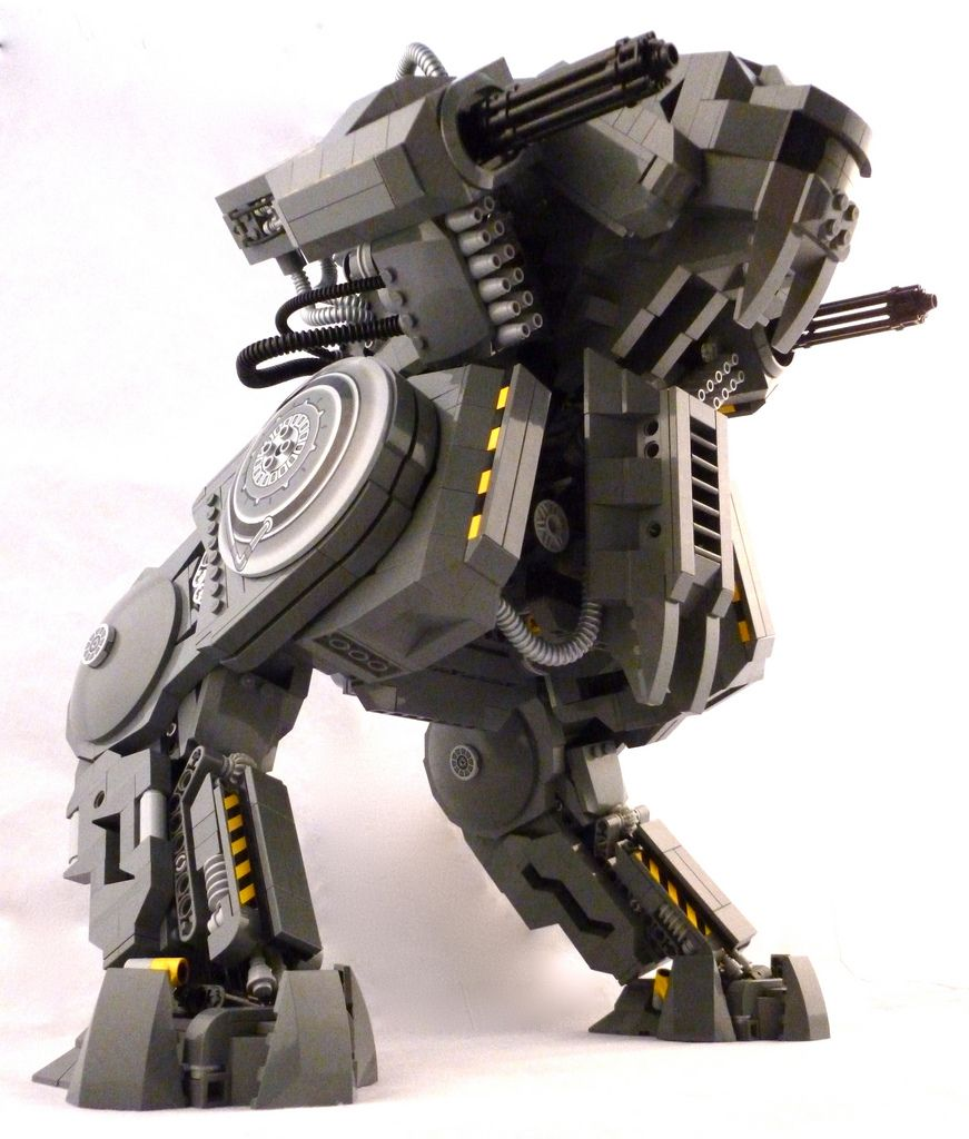 PROMETHEUS Siege Mech Prototype | Flickr - Photo Sharing!