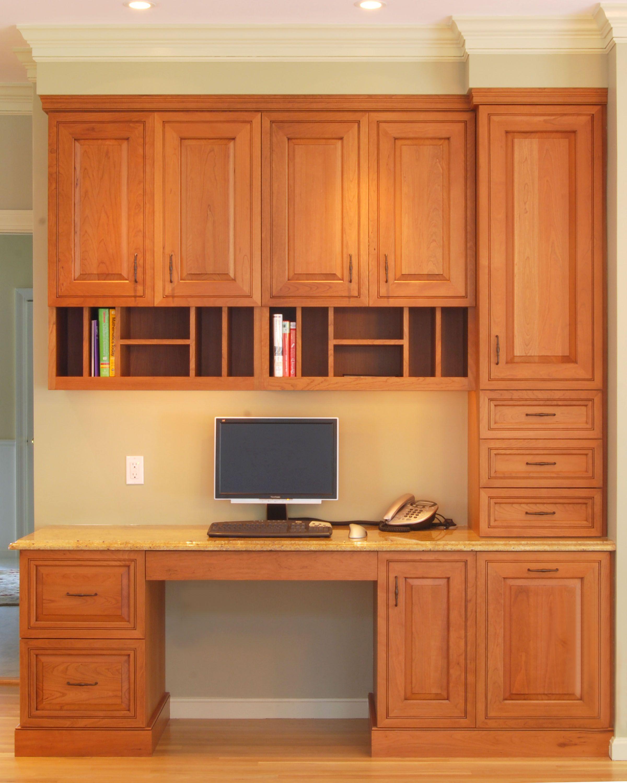 25 Clever Desk for Kitchen Designs | Kitchen desks, Desk ...