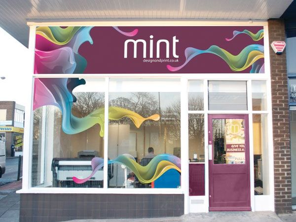 Shop Front Window Vinyl Google Search Nails Amp Beauty