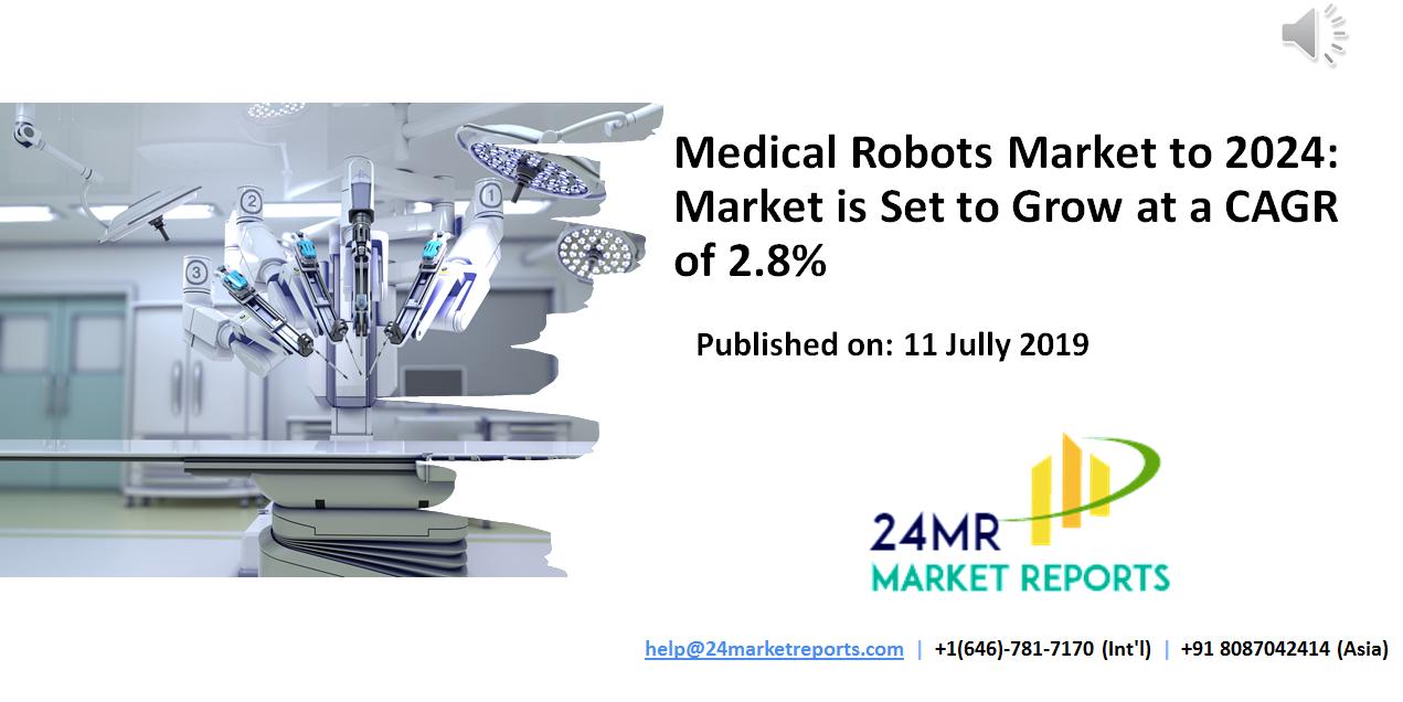 Medical Robots market i Medical robots, Medical, Life