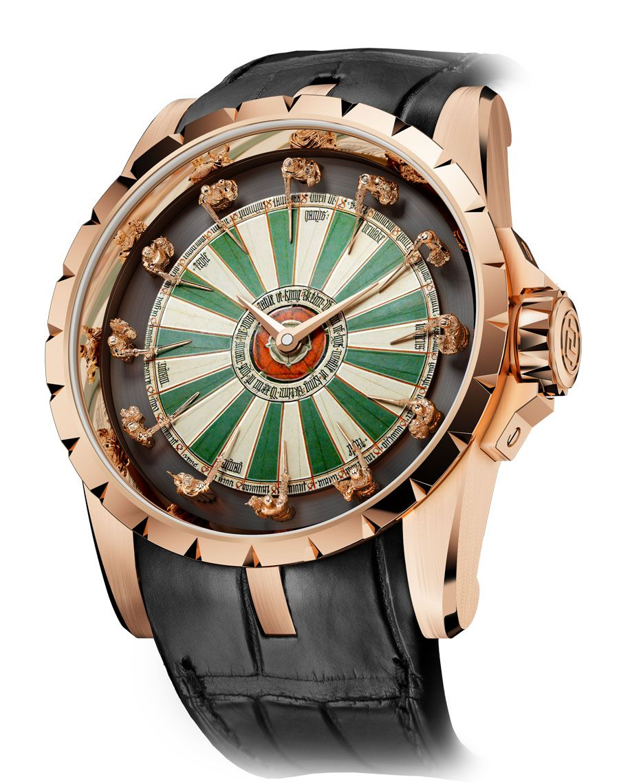 ROGERDUBUIS Excalibur Collection – Table Ronde