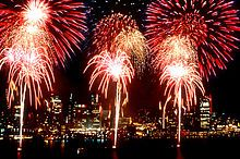 Windsor Ontario Canada Day Fireworks Fireworks Images New Year S Eve Wallpaper