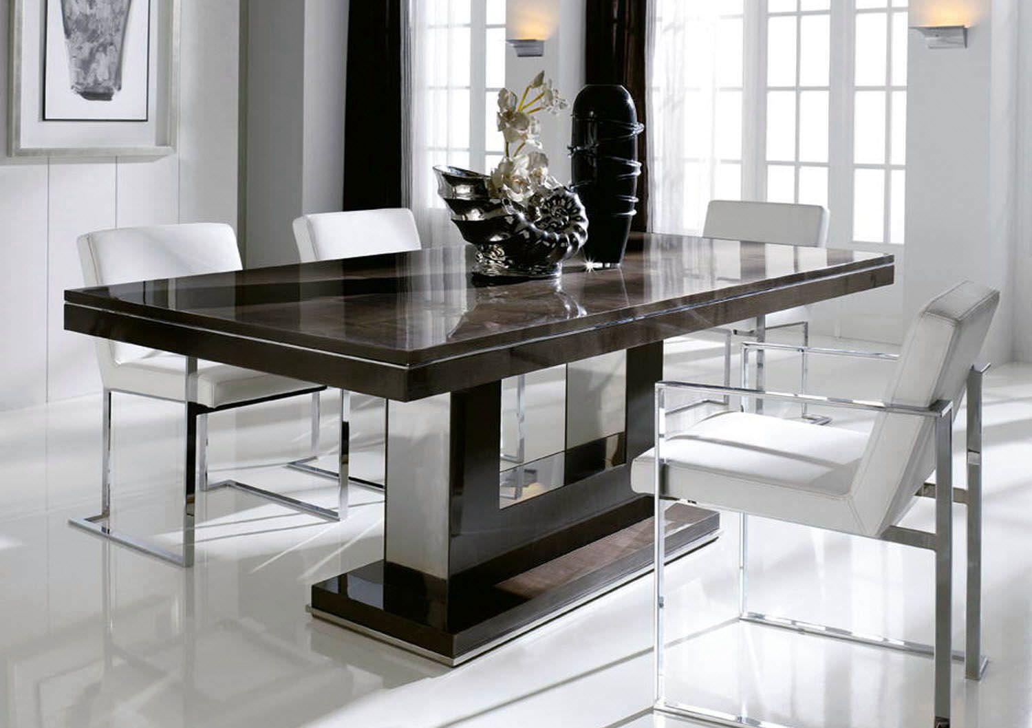 Modern Dining Room Ideas And Designs Modern Kitchen Tables Dining Table Marble Modern Dining Room Tables