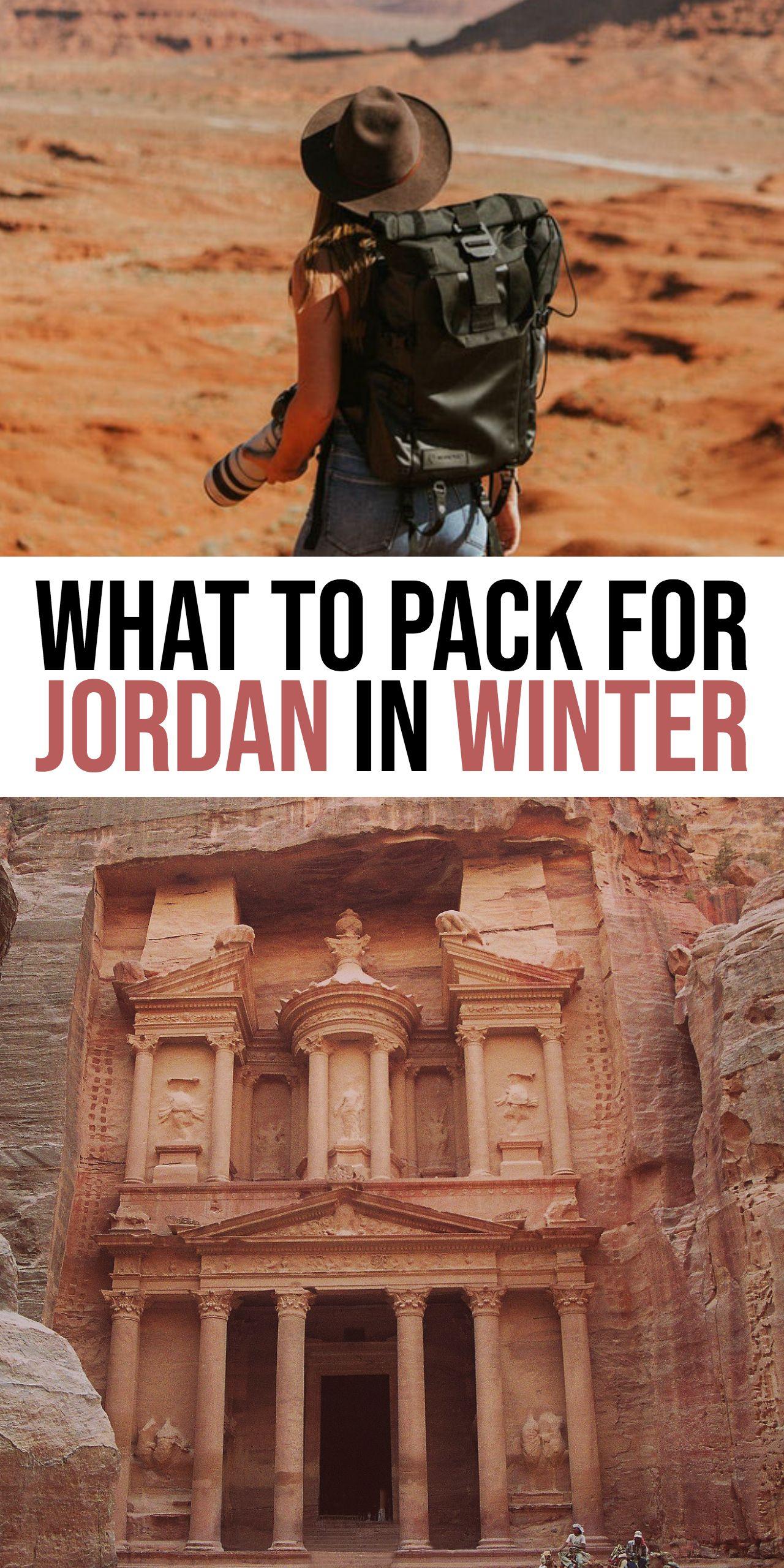 What To Wear In Jordan For Any Season Jordan Travel Middle