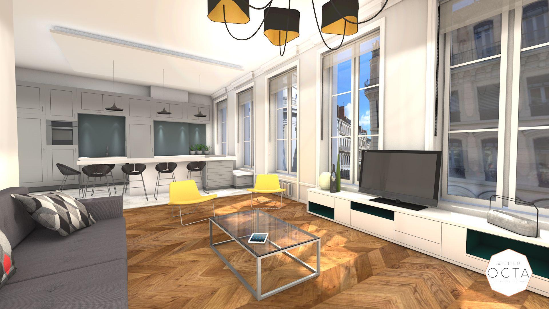 Atelier OCTA, architecture intérieure, aménagement, agencement ...