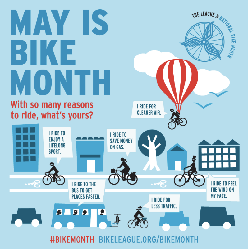 May Is Bike Month — Cape Coral Police Department in 2020
