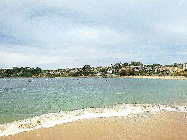 Sea views in Galicia, Spain. Visit jasclaire.com  #travel #viajes
