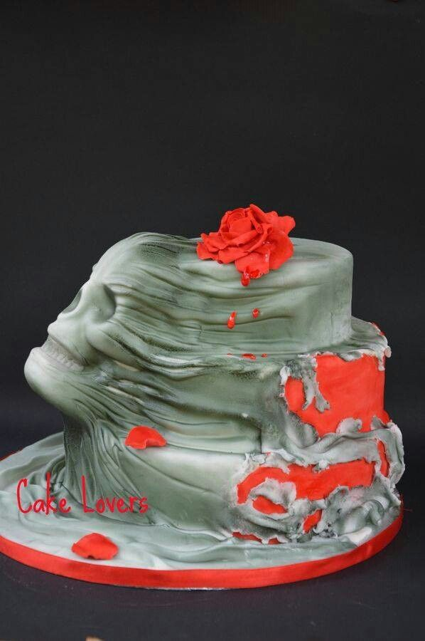 Halloween Guide 2013 25 wonderful, creepy and spooky cake ideas - halloween cake decorations