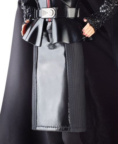 Barbie - Star Wars Darth Vader 11.5 Barbie Doll #starwarsmakeup