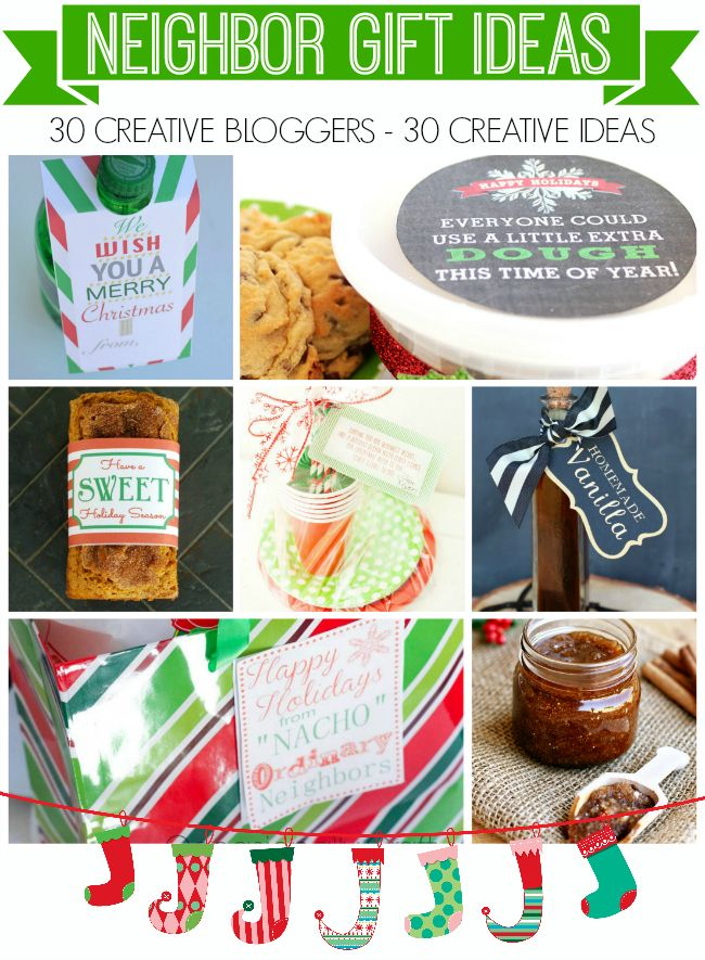 Neighbor Gift Blog Hop : Chips and Salsa + Printable Tags | Gift ...