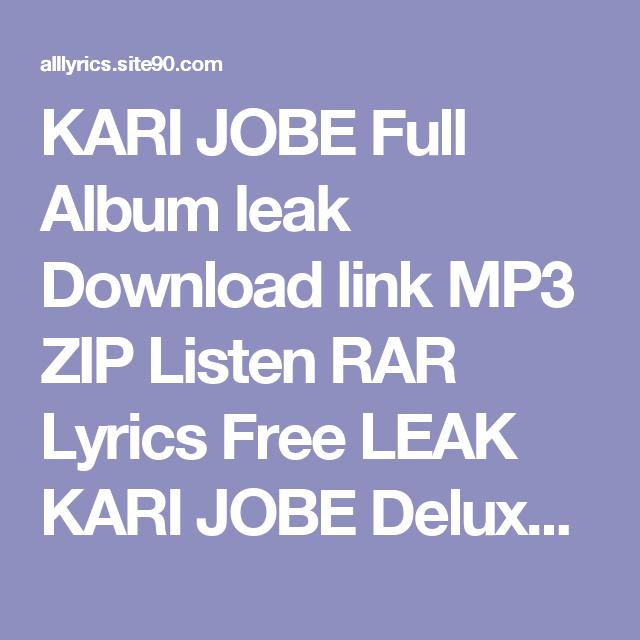 kari jobe album download mp3