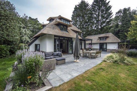Villa Naarden /architect Denoldervleugels Architects & Associates - I Like Architecture