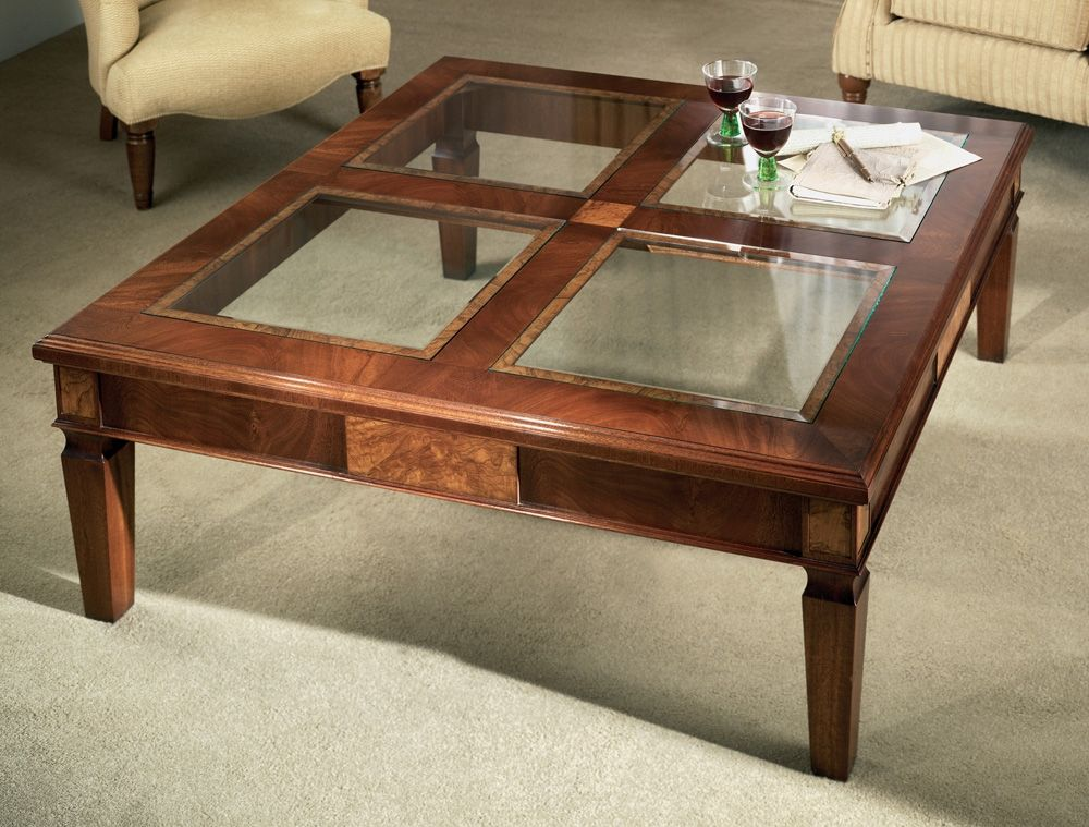 G735 glasstop coffee cfdac2af 1000 759 for Glass topped coffee tables