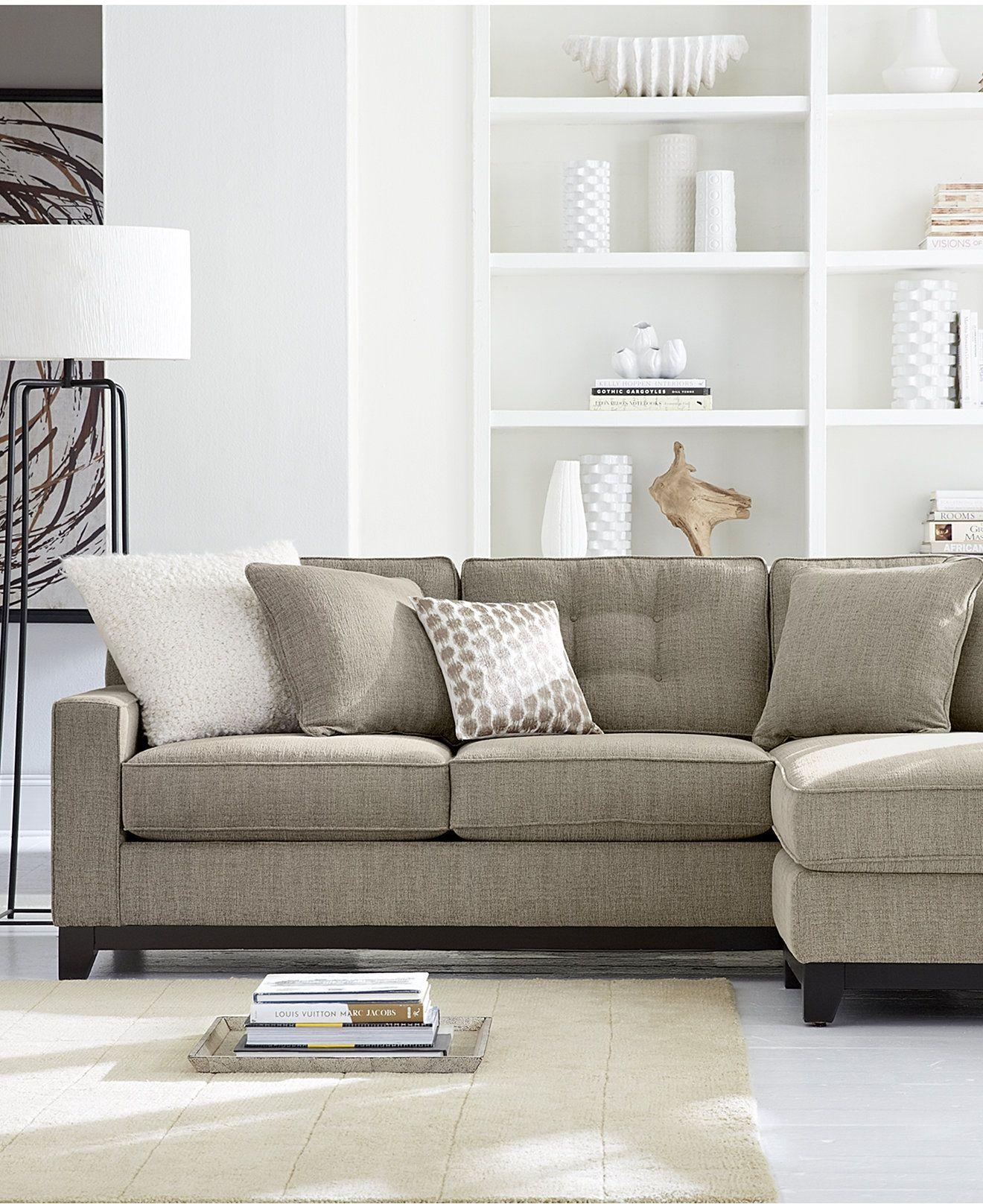 MacyS Kenton Sectional Sofa