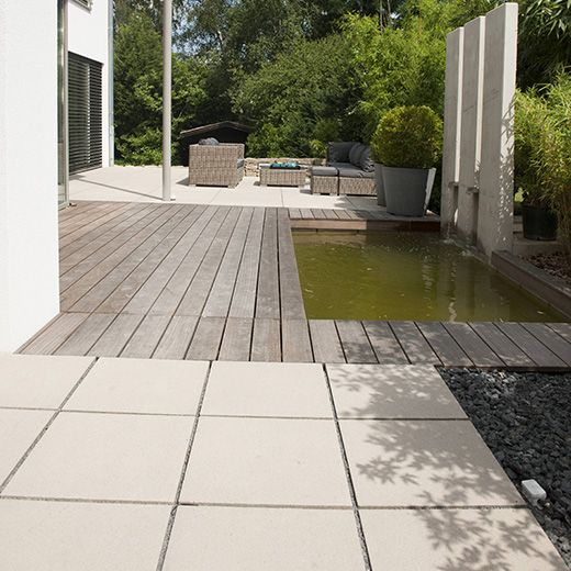 kuhles betonplatten terrassenplatten inserat bild oder ebedfecca