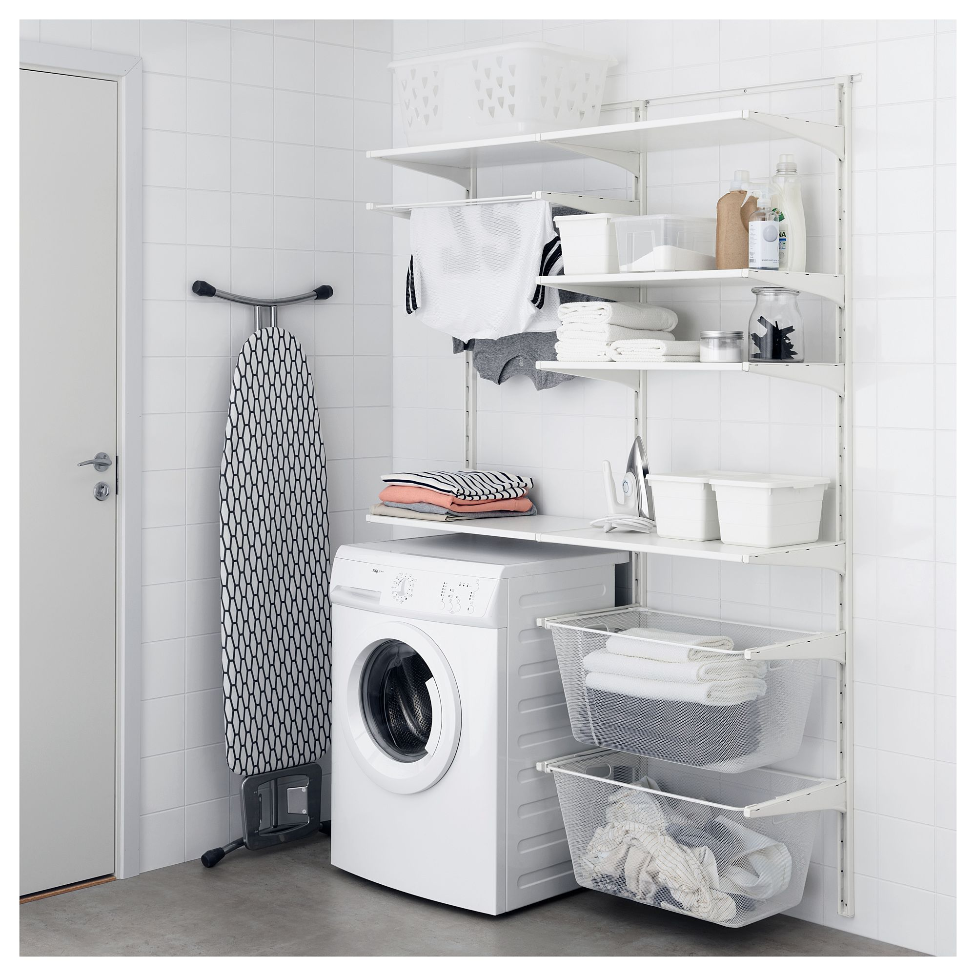 Furniture and Home Furnishings Laundry room layouts