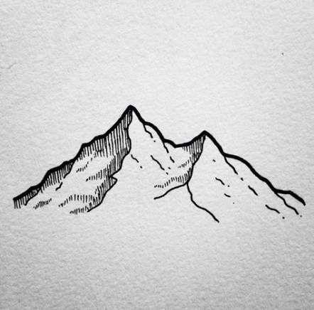 Photo of Tattoo simple mountain ideas 63 Ideen –  #